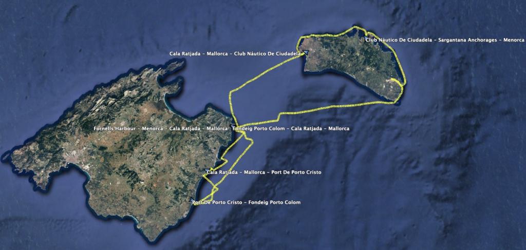 Mallorca   SailingBlog
