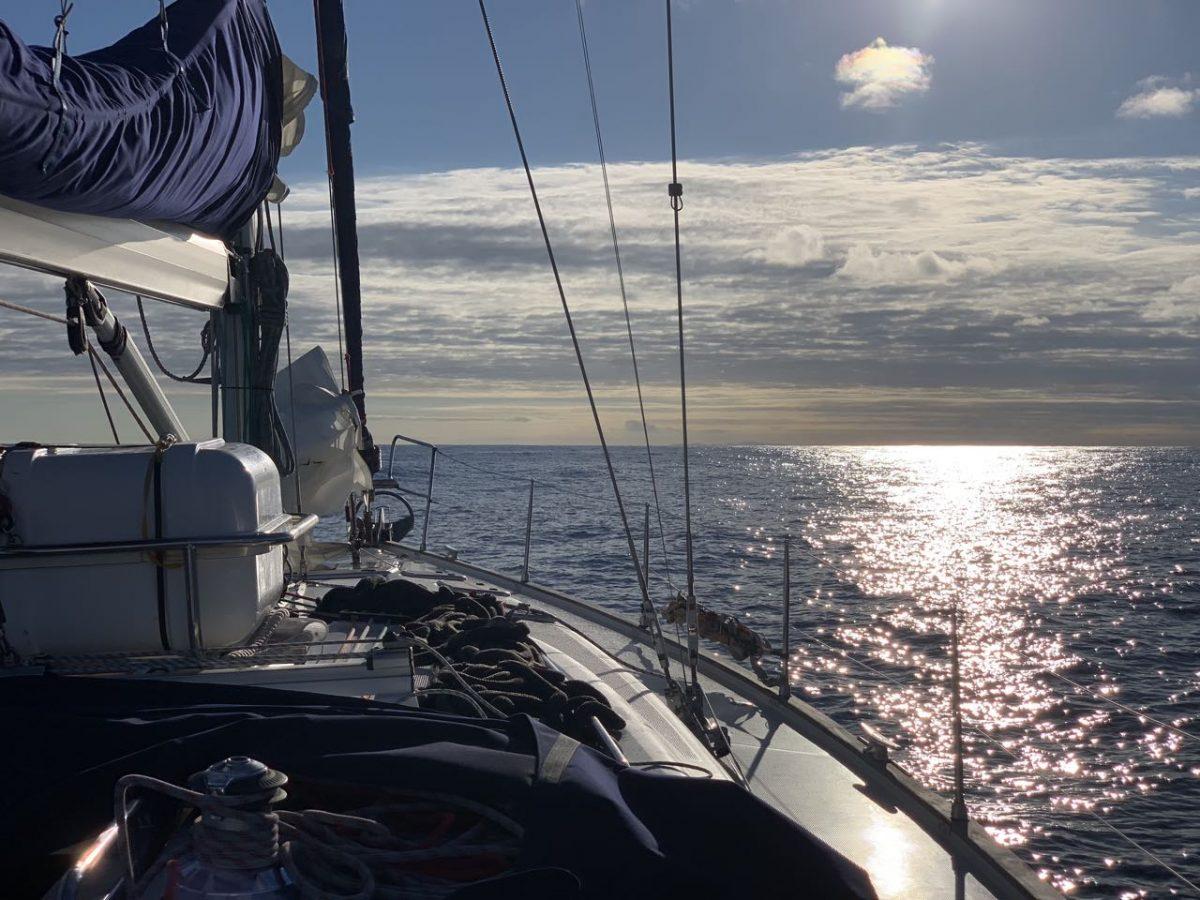 Die Ozean-Passage